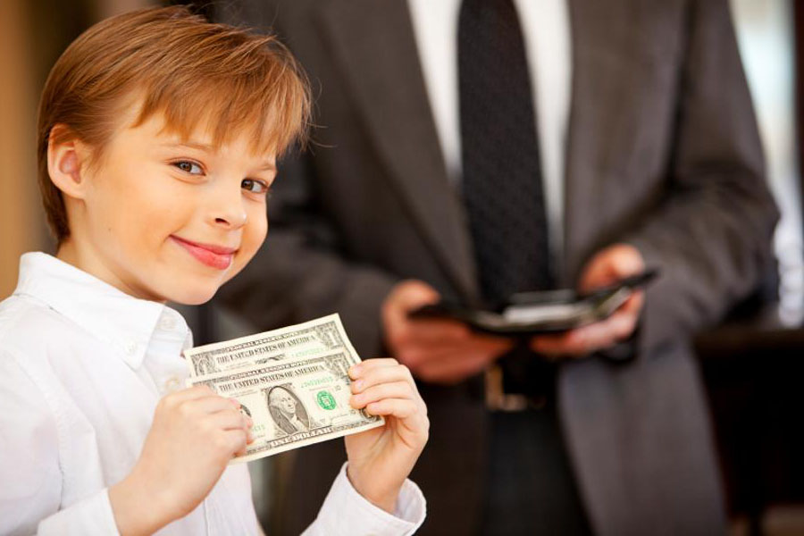 the effects of money on the educational opportunities of childrens Close-up of money  differences between the american opportunity and lifetime  learning credits  effect of the amount of your income on the amount of your   you can help bring these children home by looking at the.