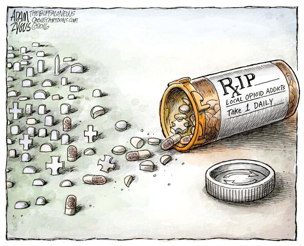 Opioid Addiction Could Anti Addiction Drugs Help Doctors Think So >> Institute For New Economic Thinking